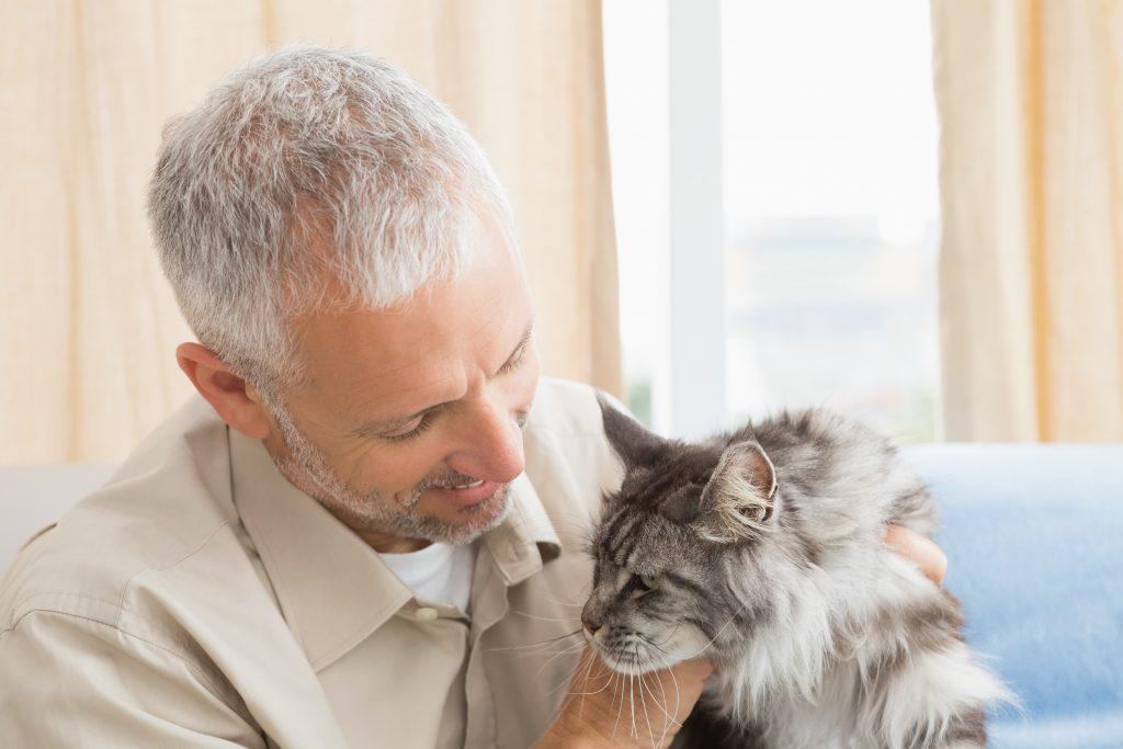Tierhaarallergie: Das geliebte Tier abgeben?